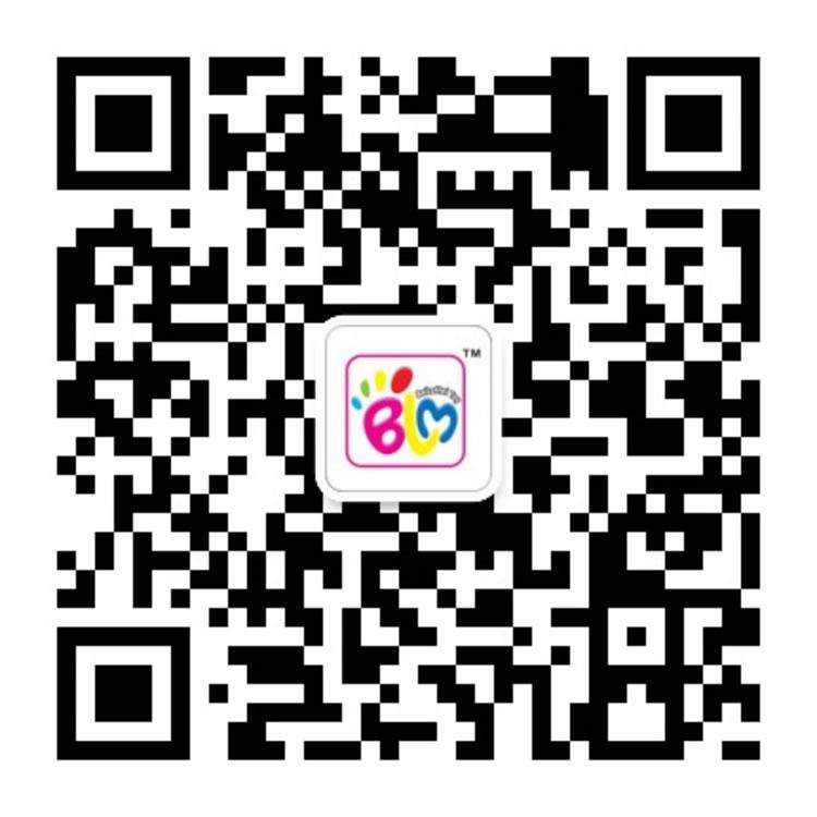 贝乐美玩具 微官网二维码