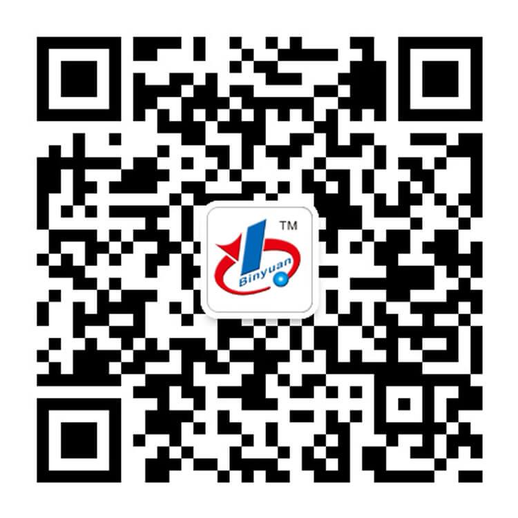 滨源实业 微官网二维码