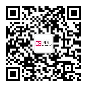 博川玩具 微官网二维码