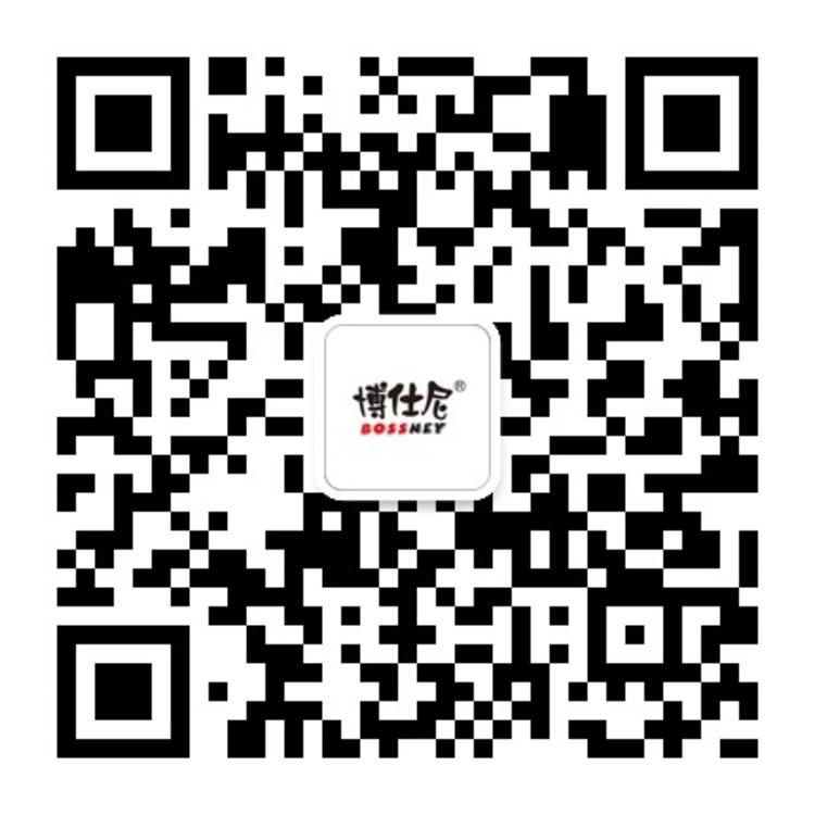 博仕尼 微官网二维码