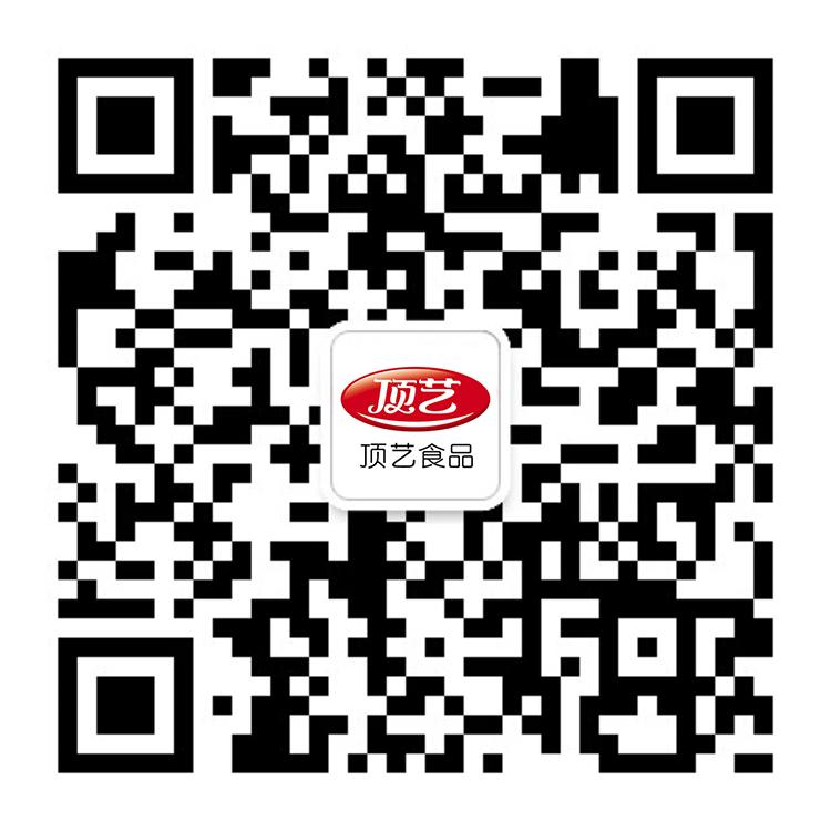顶艺食品 微官网二维码