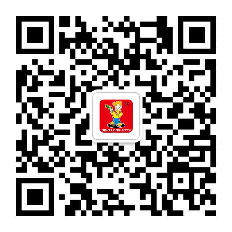 飞皇玩具 微官网二维码