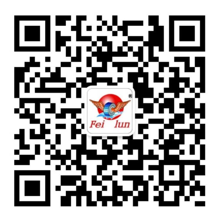飞轮科技 微官网二维码