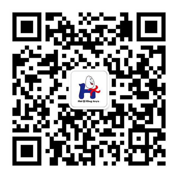 海启星玩具 微官网二维码