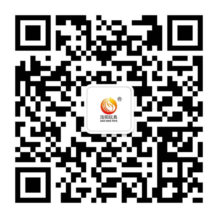 浩阳玩具 微官网二维码