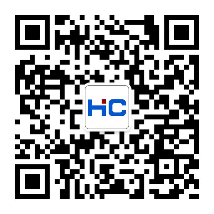 华创微电机 微官网二维码