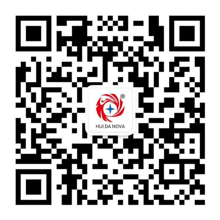 辉达新星 微官网二维码