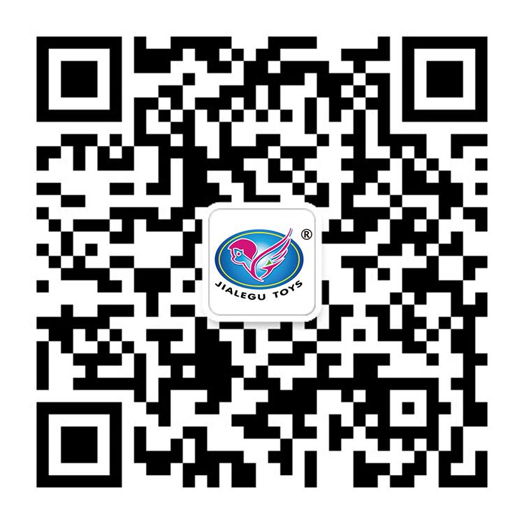 家乐谷玩具 微官网二维码