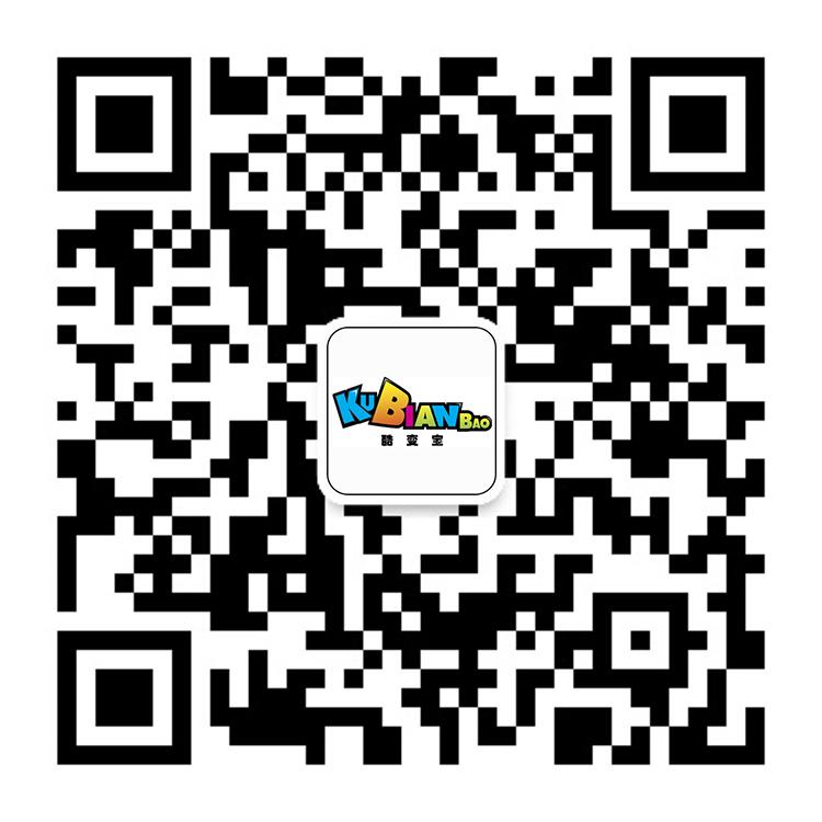 嘉能玩具(酷变宝) 微官网二维码