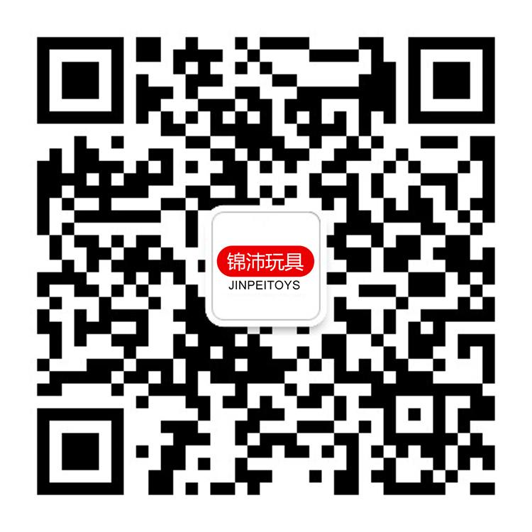 锦沛玩具 微官网二维码