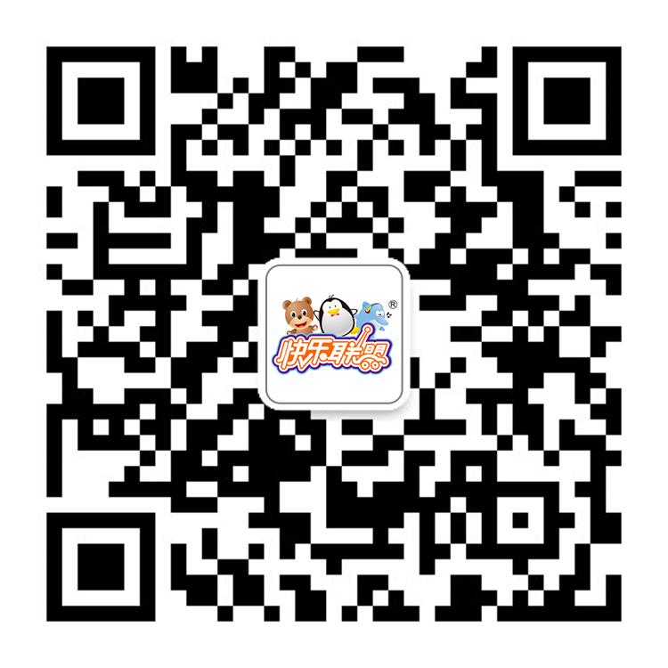 快乐联盟玩具 微官网二维码
