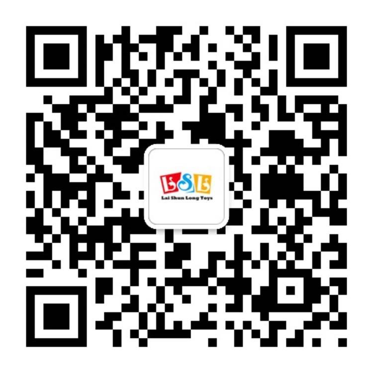 莱顺隆玩具 微官网二维码