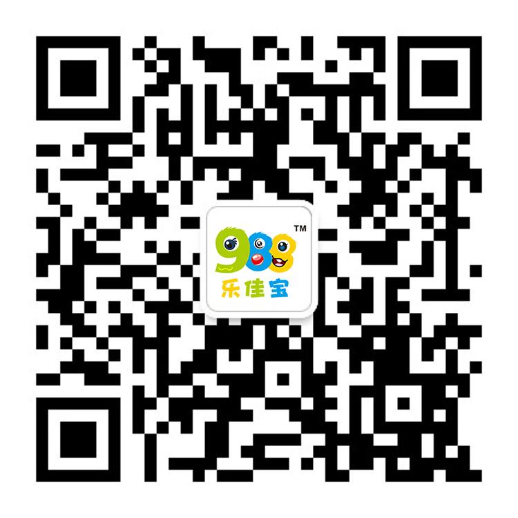 乐佳宝玩具 微官网二维码