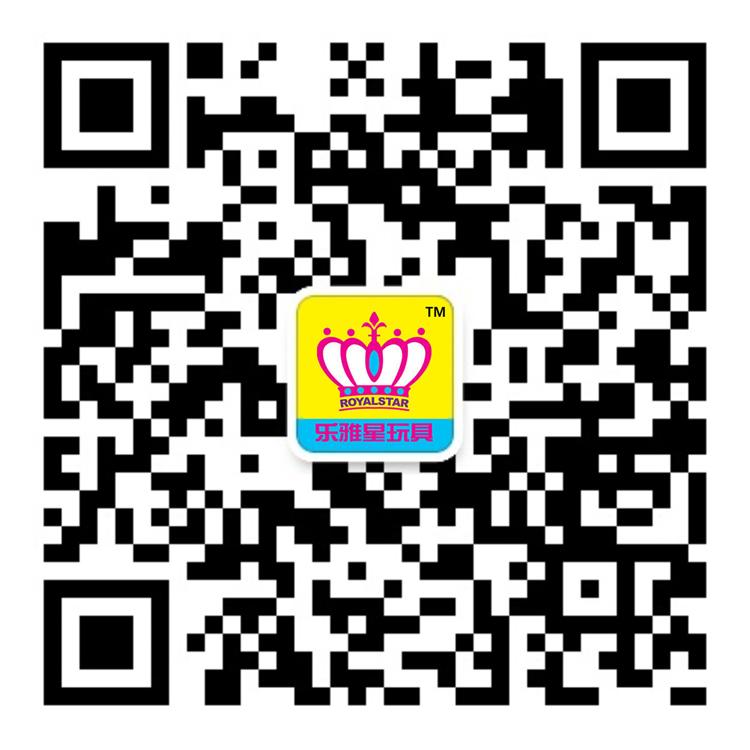 乐雅星玩具 微官网二维码