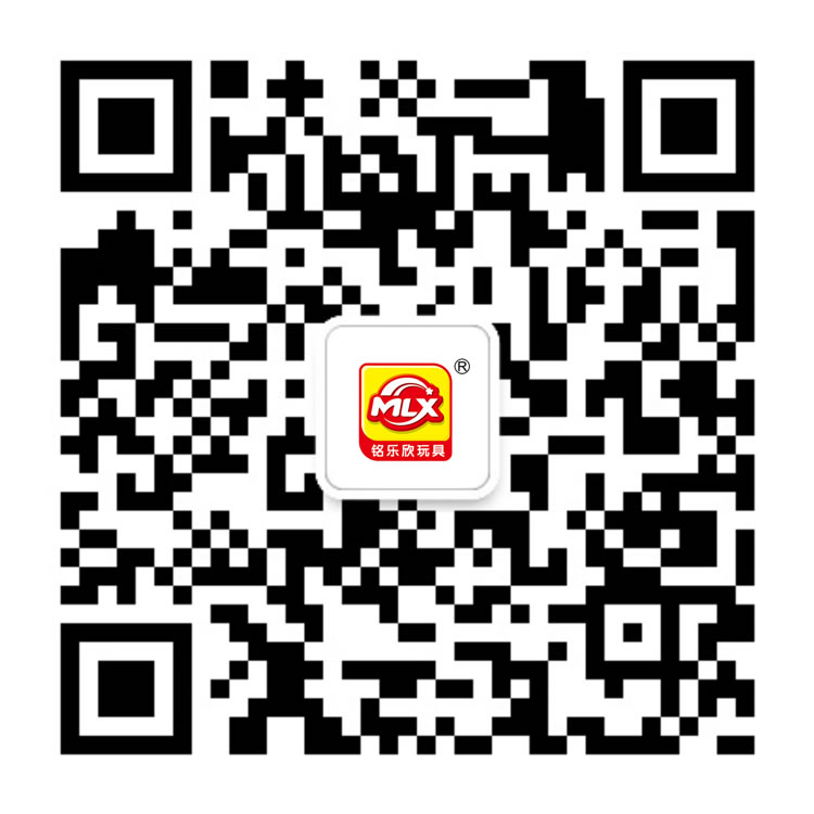 铭乐欣玩具 微官网二维码