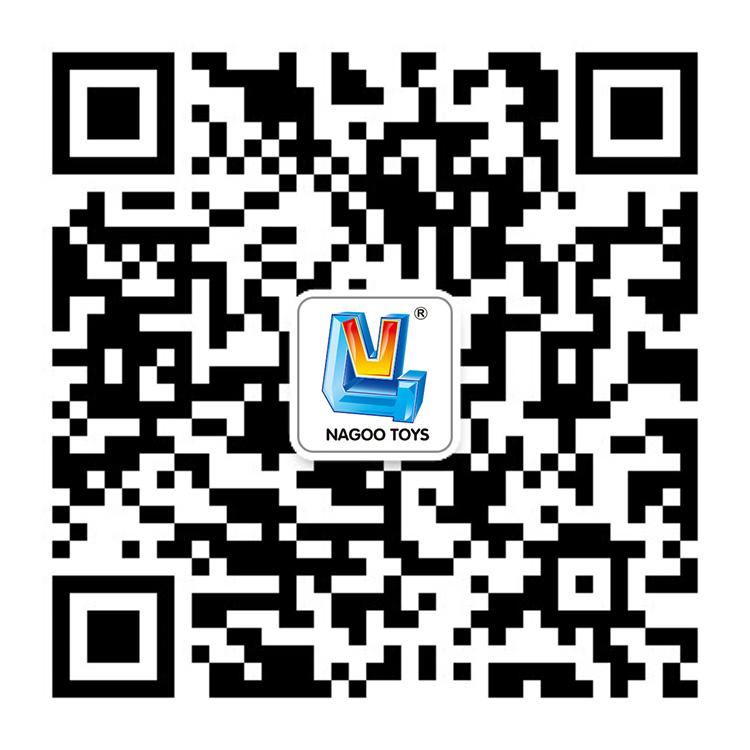 纳高玩具 微官网二维码