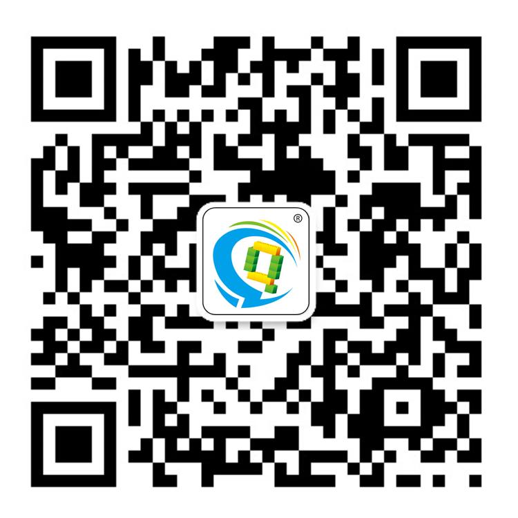 祺乐汉字文化传播有限公司 微官网二维码