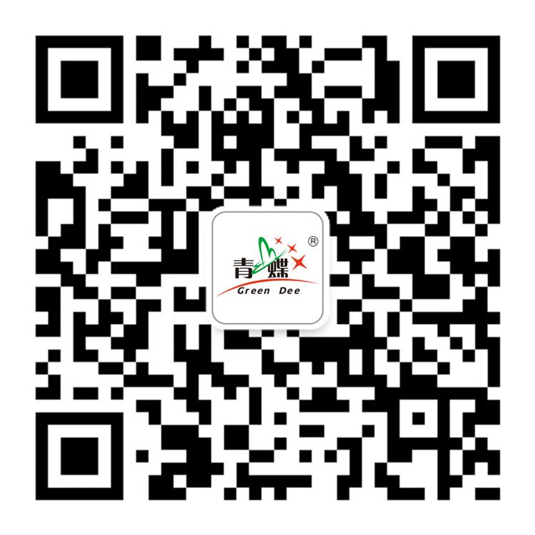 青蝶玩具 微官网二维码