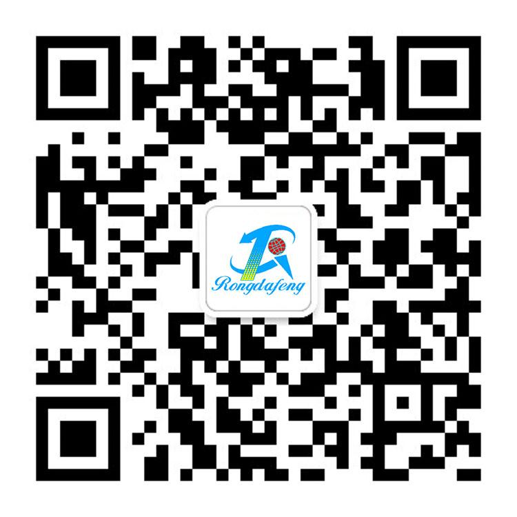 荣达丰玩具 微官网二维码