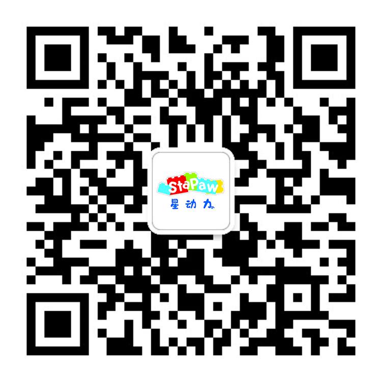 星动力玩具 微官网二维码