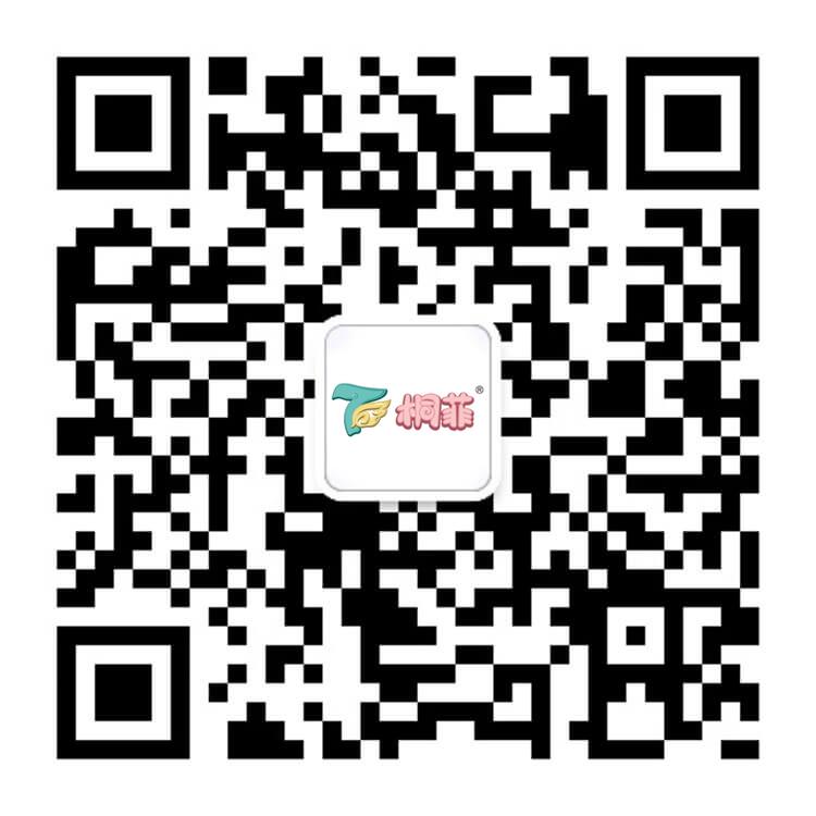 桐菲玩具 微官网二维码