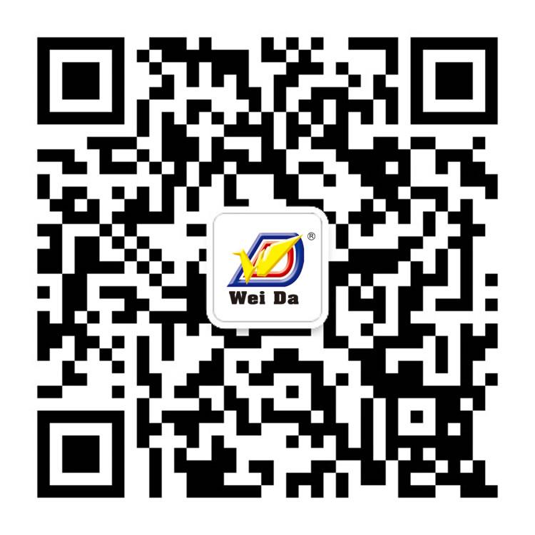 威达玩具 微官网二维码
