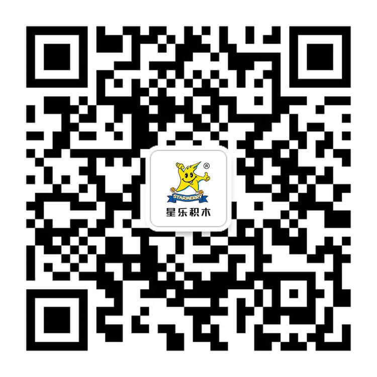 星乐积木 微官网二维码