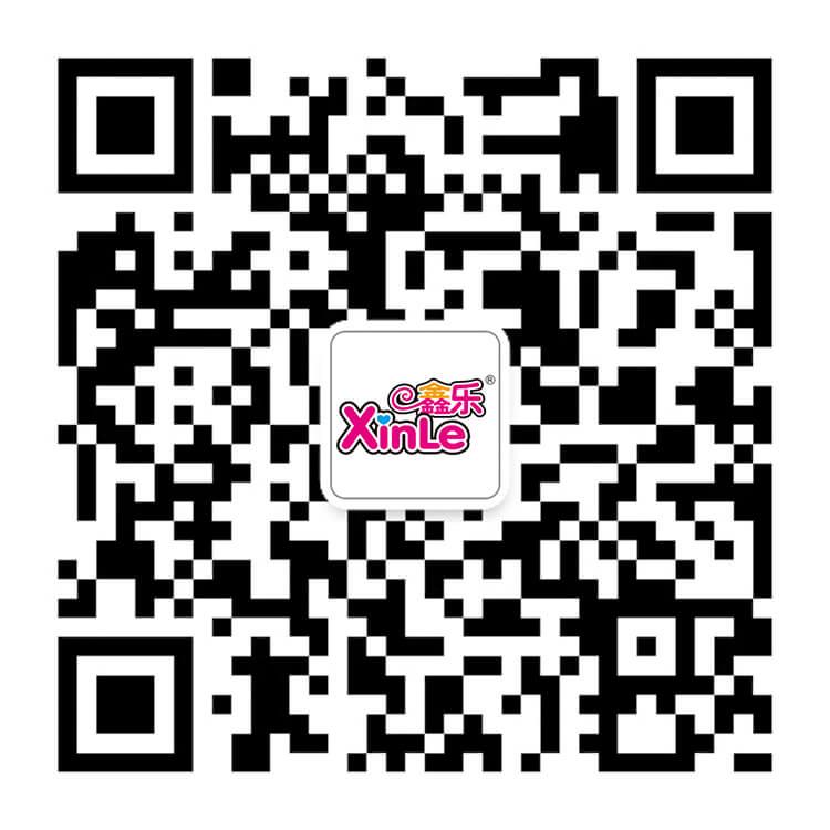 鑫乐玩具 微官网二维码