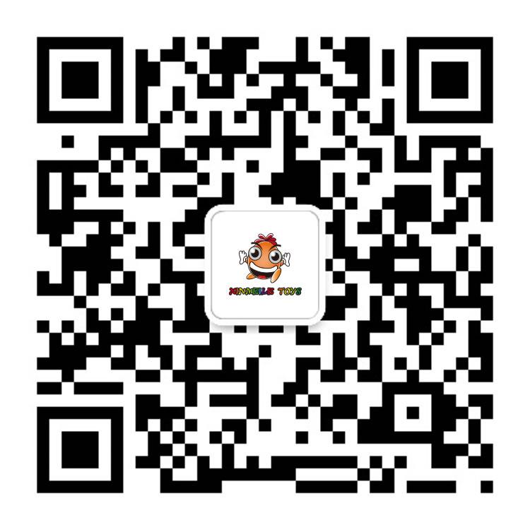 新美乐玩具 微官网二维码