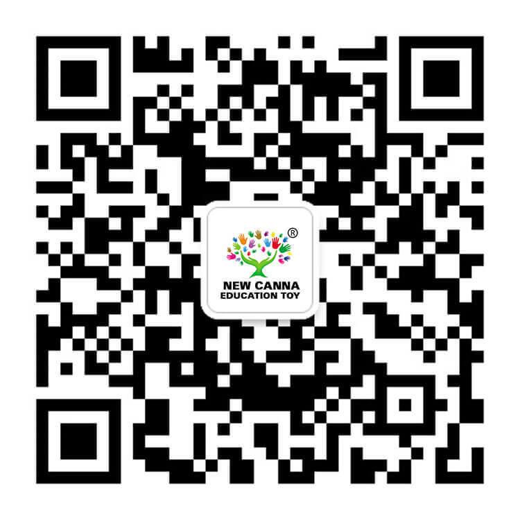 新凯纳科教 微官网二维码