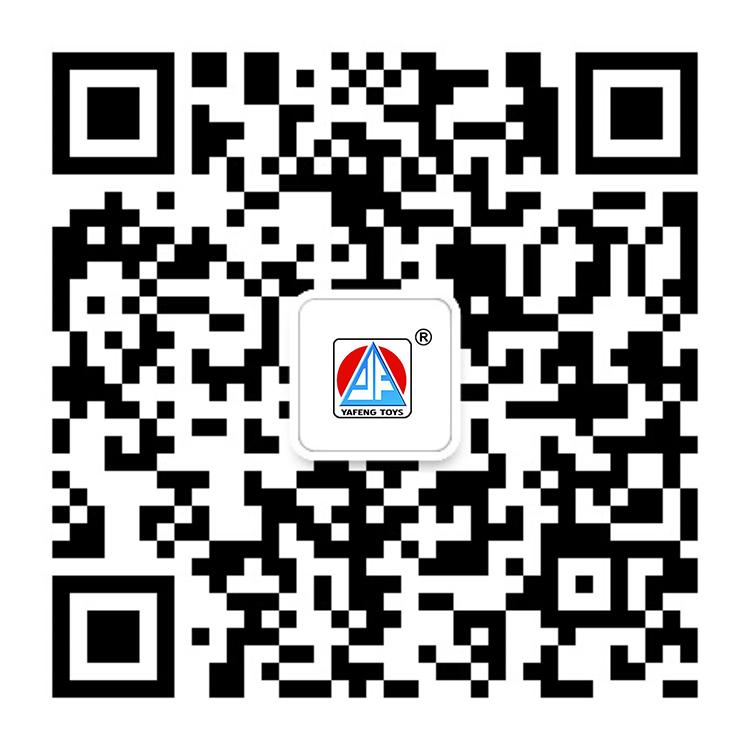 雅峰玩具 微官网二维码