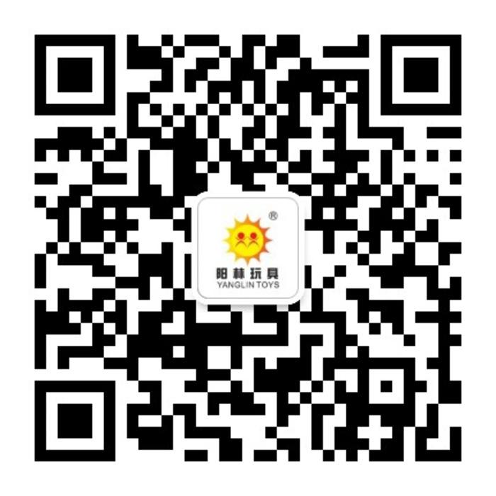 阳林玩具 微官网二维码