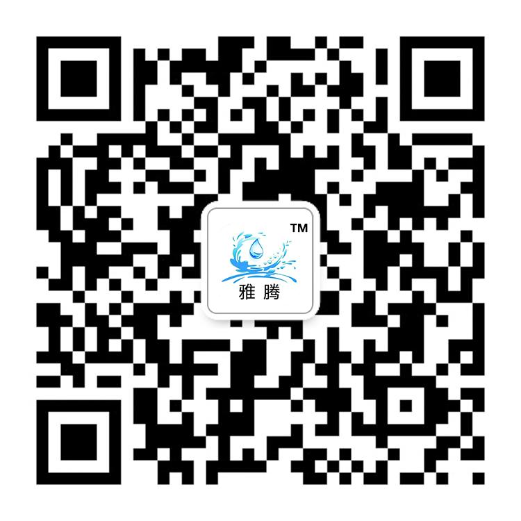 雅腾玩具 微官网二维码
