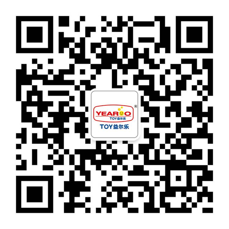 益尔乐玩具 微官网二维码