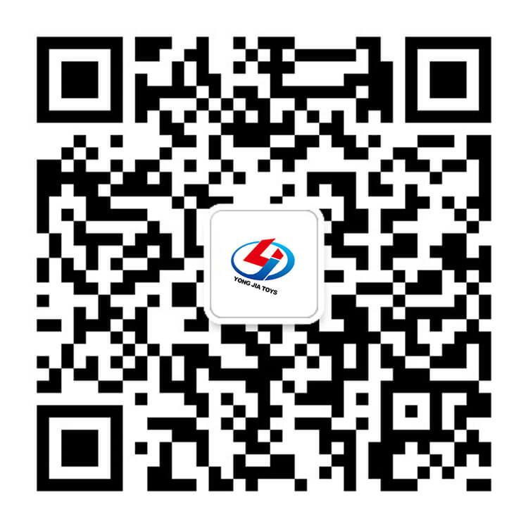 永佳EVA玩具 微官网二维码