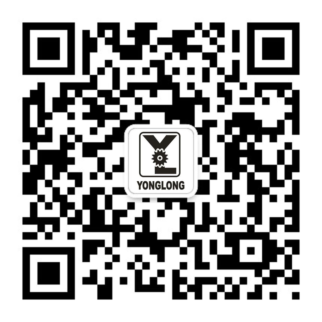 勇龙精密牙箱 微官网二维码