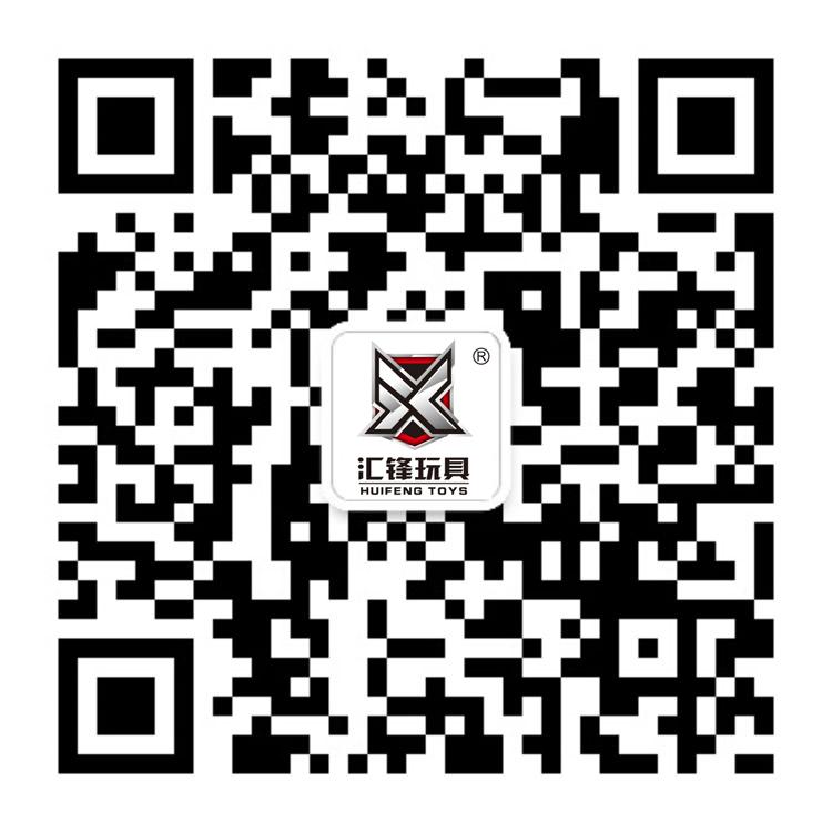 源锋玩具 微官网二维码