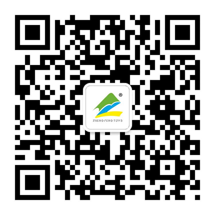 正峰玩具 微官网二维码