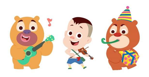 华强方特动漫连发新品,《熊出没》第五部大电影与《小虎神探队》备受